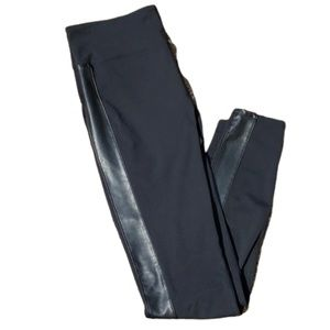 Athleta Black yoga stretch athletic leggings pants